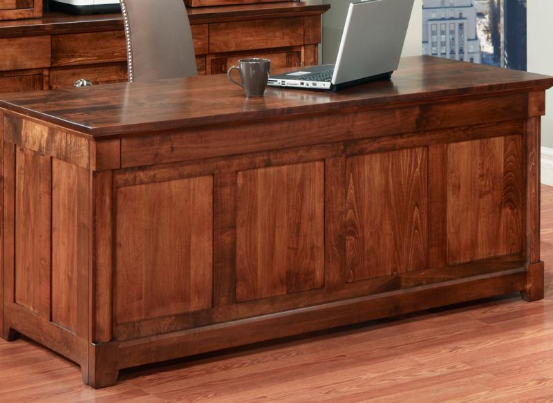 Solid Wood Desk Hudson Valley Toronto