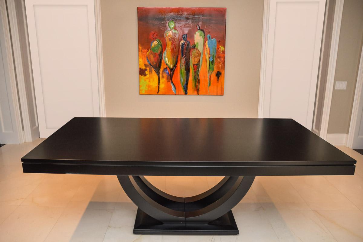 Modern Mennonite Table