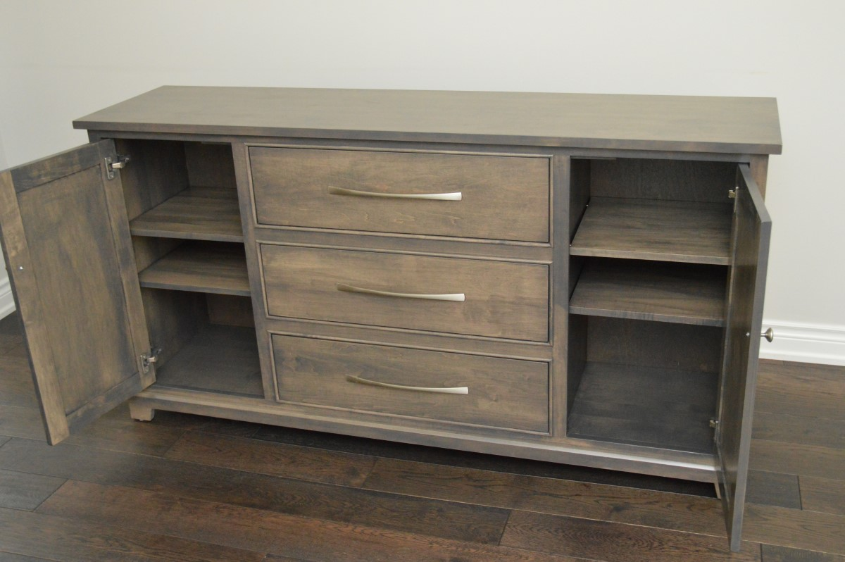 Cologne Sideboard 3 Anne Quinn Solid Wood Furniture In Toronto