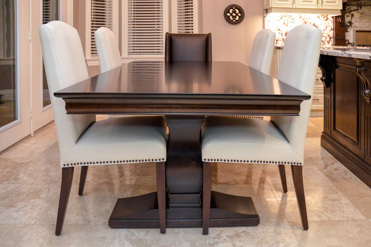 Modern Phillipe Mennonite Table and Chairs