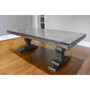Turin Solid Maple Dining Table