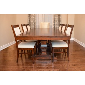 Mennonite Built Dining Table – solid wood