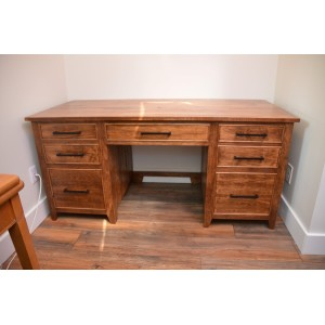 A Series 7 Drawer Desk