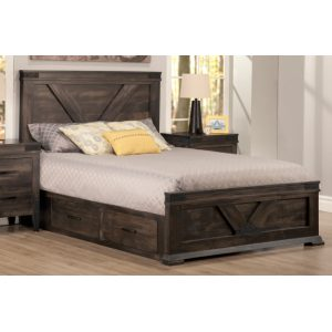 Chattanooga Storage Bed