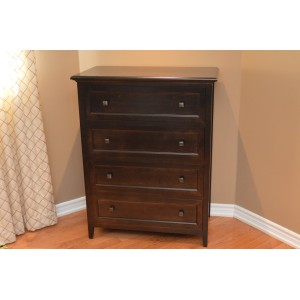 Hudson Ridge 4 Drawer Chest