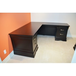 Phillipe Executive Corner Desk