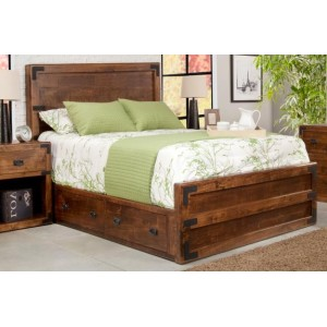 Saratoga Storage Bed