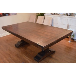 Built in Canada – Extendable Dining Table
